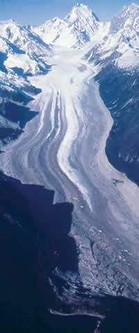Waddington Glacier