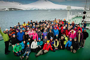 GSA 125th Expedition Group
