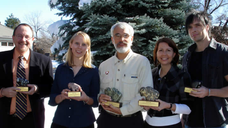 GeoCorps honorees