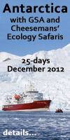 GSA 12th Anniversary trip to Antarctica