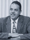 First African American GSA President