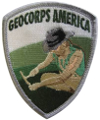 GeoCorps America patch