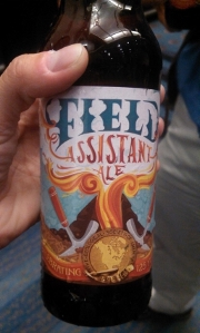 Field Assistant Ale