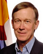 Governer Hickenlooper