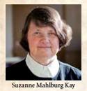 GSA President Suzanne Mahlburg Kay