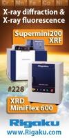 Rigaku XRD MiniFlex 600