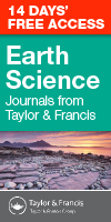 Taylor Francis Earth Science Journals