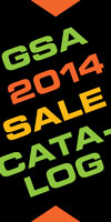 GSA 2014 Sale Catalog