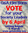 GSA elections deadline is 6 April