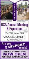 GSA2014 abstracts deadline