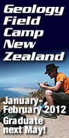 New Zealand Field Camp