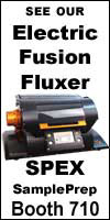 Spex electric fusion fluxer