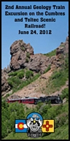 2nd annual geology train excursion