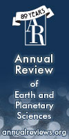 Annual Review of Earth and Planetary Sciences