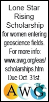 AWG Lone Star Scholarship
