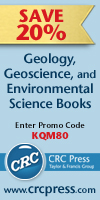 Taylor and Francis CRC Press Geoscience