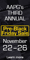 AAPG Pre-Black Friday Sale