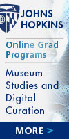 Johns Hopkins graduate degree program in museum studies