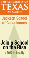 Univ. of Texas at Austin Jackson School of Geosciences employment opportunities