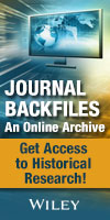 Wiley online journal archive