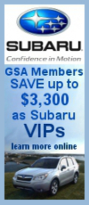 GSA-Subaru VIP program