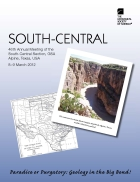 2012 South-Central Section brochure