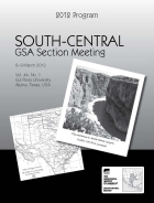 2012 South-Central Meeting Program
