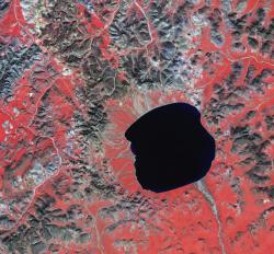 El'gygytgyn Crater