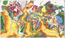 Global Geoscience Initiative map