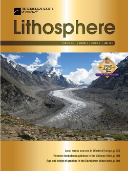 June 2013 Lithosphere