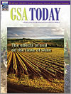 January GSA Today cover