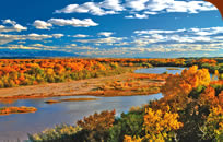 Rio Grande in Autumn