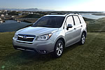 Introducing the all-new 2014 Subaru Forester