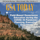 GSA Today cover, October 2019