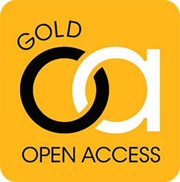 gold open access logo