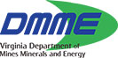 Virginia Department of Mines, Minerals, and Energy Logo