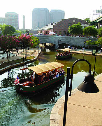 Canal Walk. © Richmond Region Tourism.