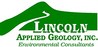 Lincoln Applied Geology logo