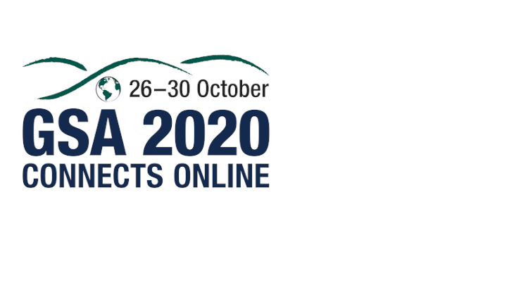 GSA 2020 Connects Online, 26-30 October
