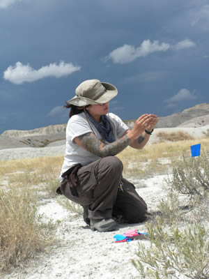 Lani Manion, NPS, Badlands National Park