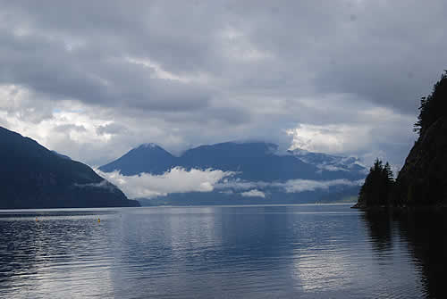 Accessible Field Trip, Squamish Inlet, British Columbia