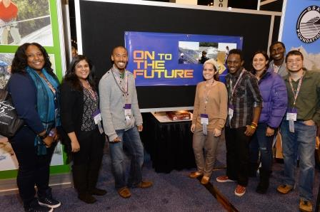 OTF booth at GSA2013