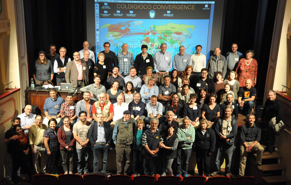 Penrose Conference - Coldigioco participant photo