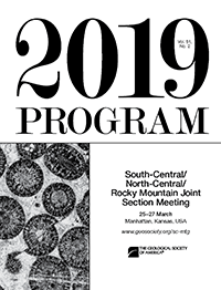 Joint Meeting Program Cover