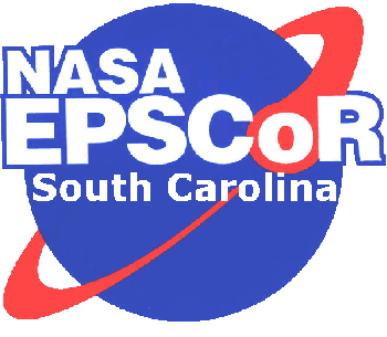 NASA EPSCoR South Carolina logo.