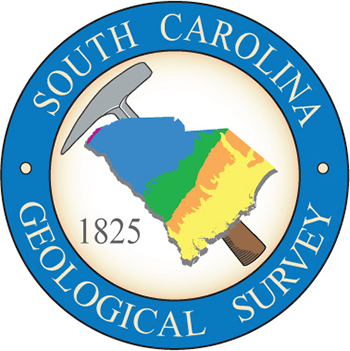 South Carolina Geological Survey logo.