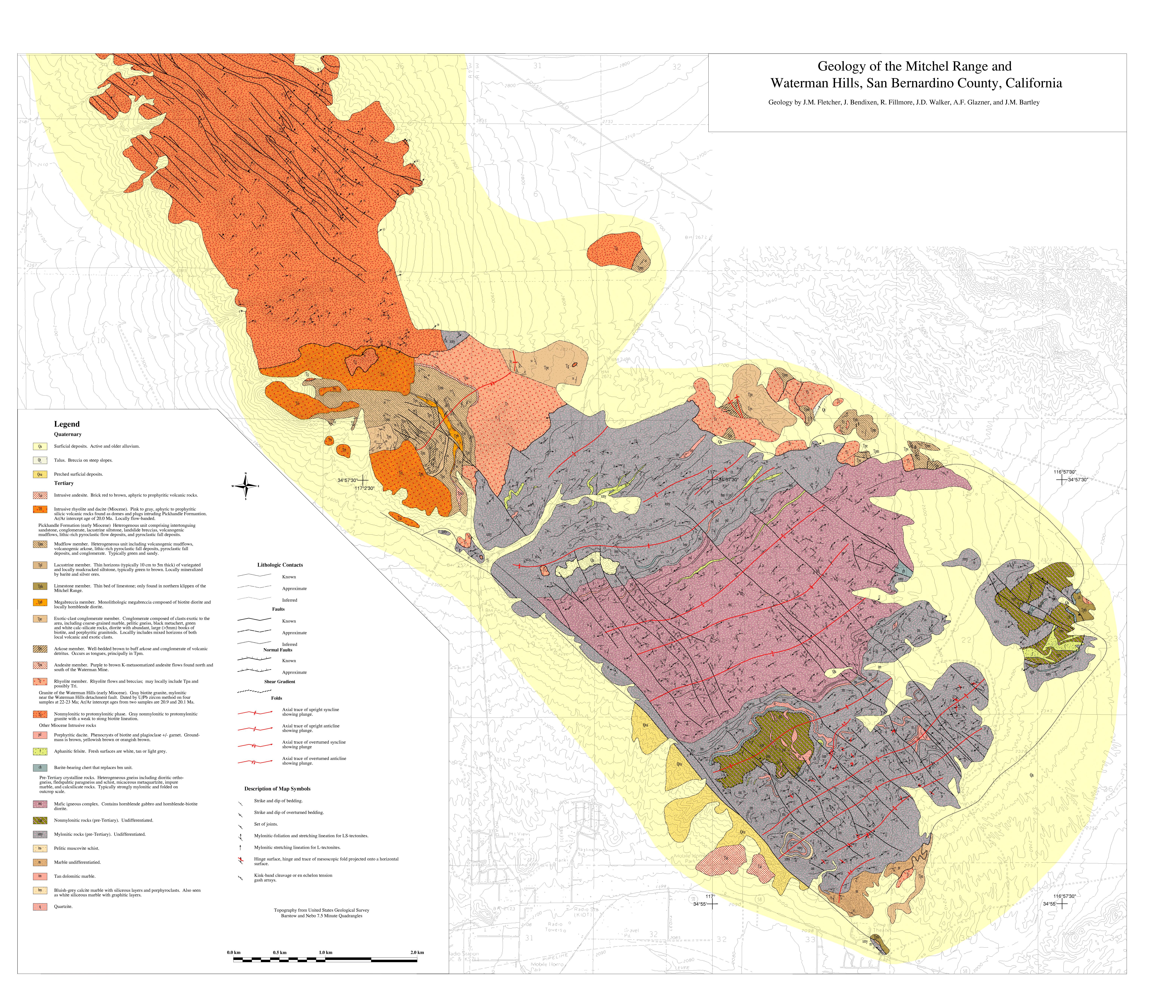 Geological Society of America - Digital Maps